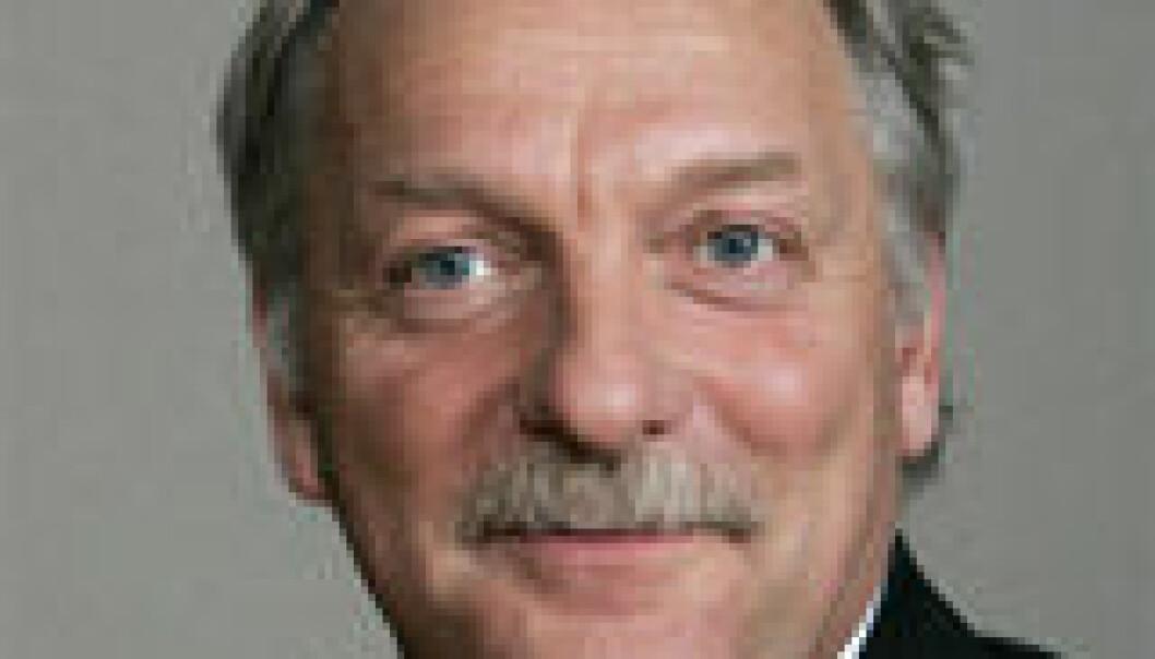 """""""Næringsminister Odd Eriksen (Ap)."""""""