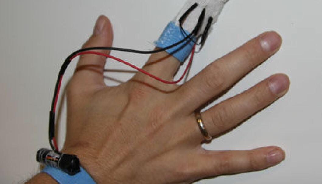 Fingerløysing erstattar mus