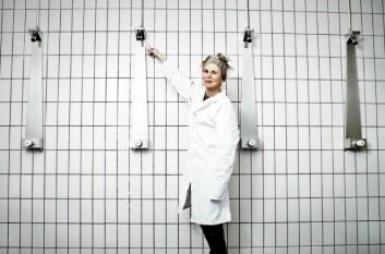 – Det er viktig å tenke nytt rundt Legionella, mener forskningssjef Ragnhild Wiik ved IRIS. (Foto: Elisabeth Tønnessen)