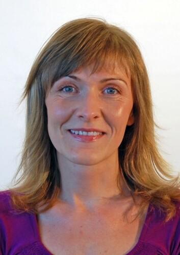 Vivian Kjelland. (Foto: Kjell Inge Søreide)