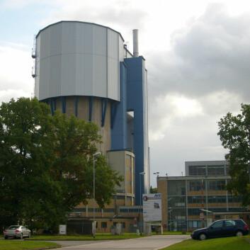 Den tyske AVR-forsøksreaktoren, som var i drift fra 1967 - 1988. Reaktoren prøvet ut flere drivstoff, blant dem thorium. (Foto: Maurice van Bruggen, Creative Commons, se lisens)