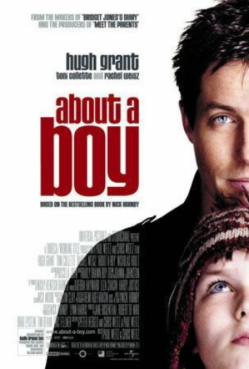 About a boy. (Wikimedia Commons)