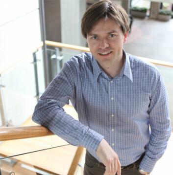 Espen Olsen. (Foto: Per Lars Tonstad)