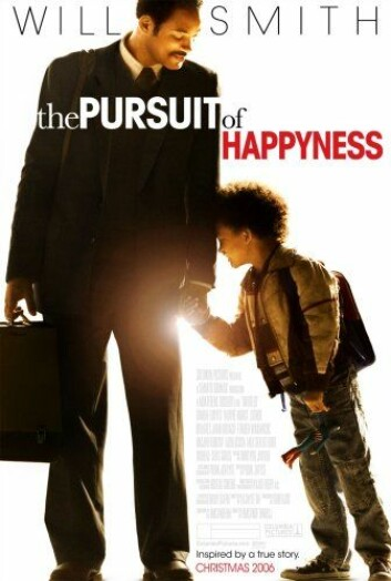 The pursuit of happyness. (Wikimedia Commons)