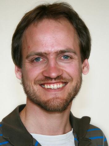 Jon Øvrum Hansen. (Foto: Janne Karin Brodin)