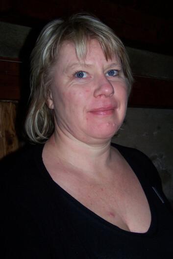 Anne Gjelsvik. (Foto: Ida Gudjonsson)