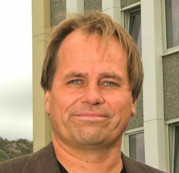 Bertil Tungodden. (Foto: NHH)