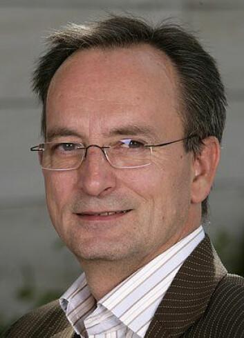Lars Ødegård (Foto: Norges Handikapforbund)