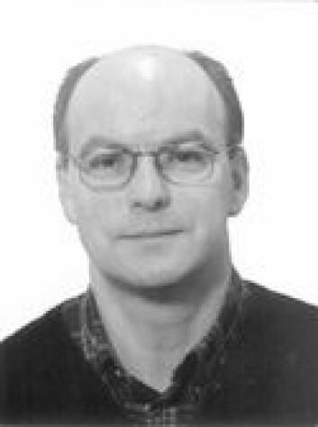"""Professor Georg Sager ved Universitetet i Tromsø."""