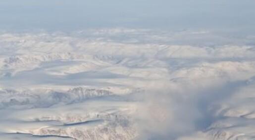 Om isen smelter på Grønland