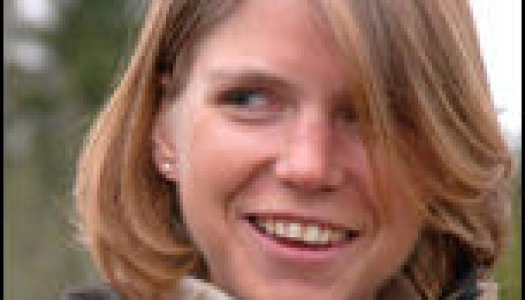 Maria Romøren (Foto: UiO)