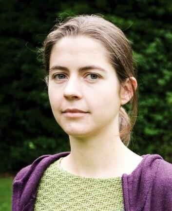 Anna Birgitte Milford. (Foto: Eivind Senneset)