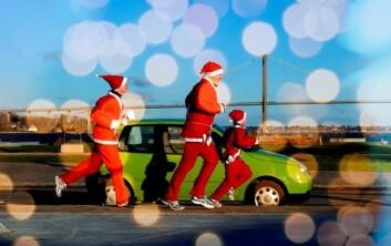 Send en tanke til nissen neste gang du synes du har for lite tid før jul. (Illustrasjonsfoto: www.colourbox.no)