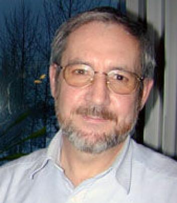 """""""Professor James Mercer ved Institutt for medisinsk biologi ved Universitetet i Tromsø."""""""