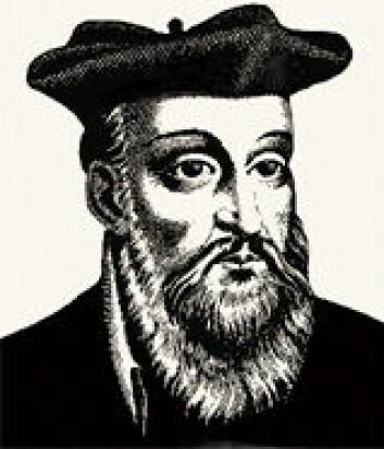 """""""Nostradamus - lege, astrolog og den mest kjente spåmannen."""""""