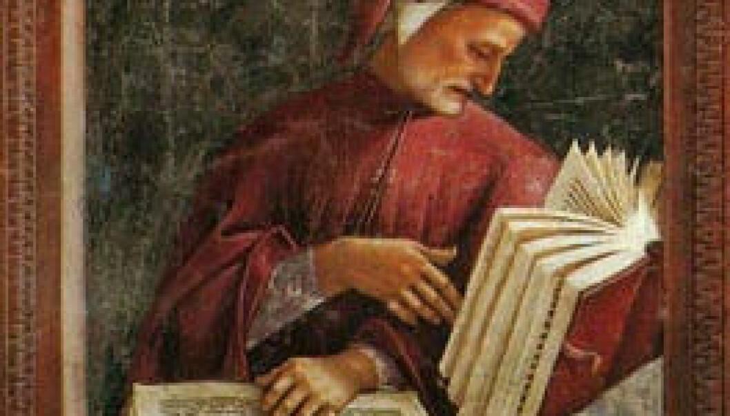 (Maleri: Domenico di Michelino)