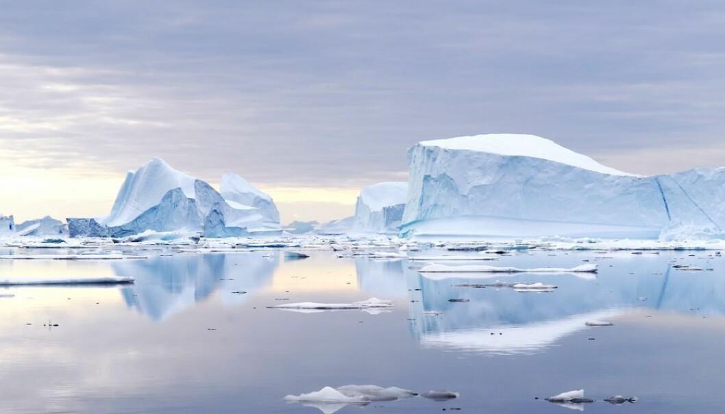 Hva får isdekket i Arktis til å forsvinne på kortere tid enn klimamodellene varsler? (Foto: Shutterstock)