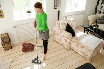 Hushjelper er dårlig beskyttet som gruppe i det norske arbeidslivet. (Illustrasjonsfoto: www.colourbox.no)