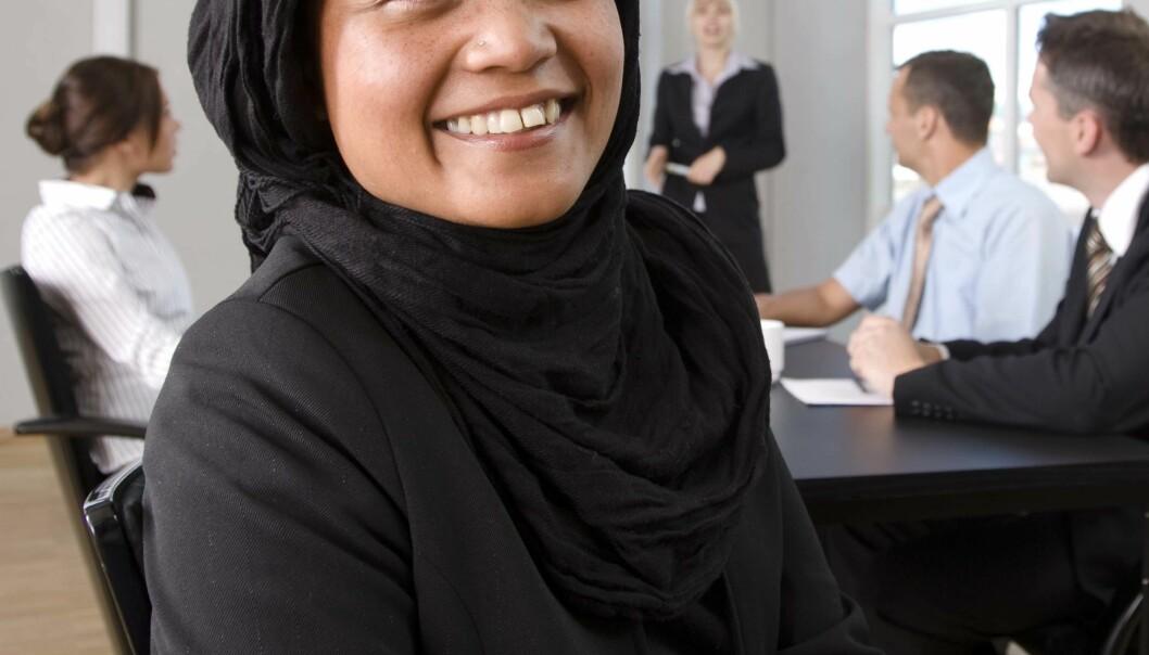 Hijab som menneskerett
