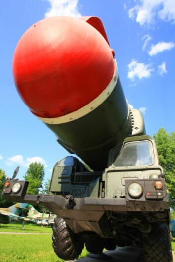 """""""Den nye START-avtalen tar ikke for seg reduksjon av taktiske atomvåpen. (Foto: iStockphoto)"""""""