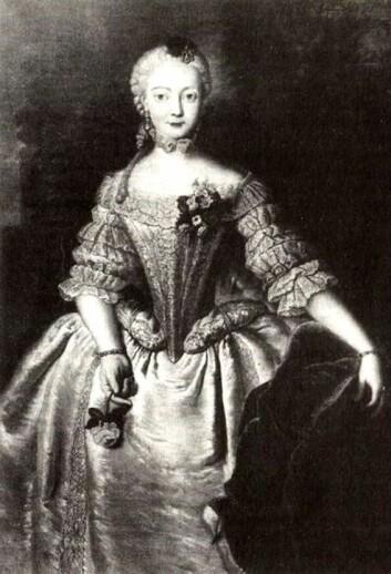 """""""Den tyske påvirkningen på navnetrender i Norge var stor på 1700-tallet. Ett populært navn var Wilhelmine etter den prøysiske prinsessen."""""""