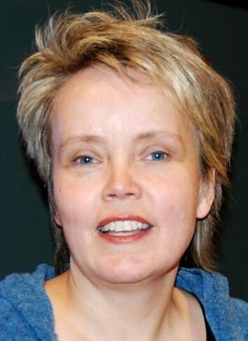 Forsker Hilde Thygesen ved Diakonhjemmets høgskole.