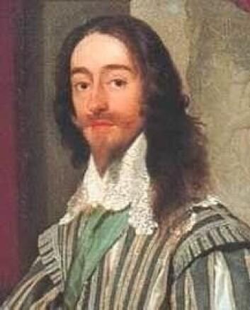 """""""Kong Karl 1. ble henrettet i 1649 etter åtte års borgerkrig. Borgerkrigen påvirket John Locke, men den virker mer avgjørende for utviklingen av filosofi og menneskesyn hos den eldre Thomas Hobbes (1588-1679)."""""""