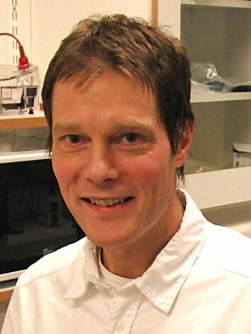 Arne Holst-Jensen (Foto: Arnfinn Christensen)