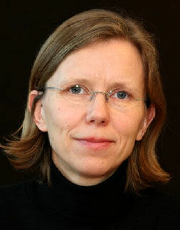 Eldri Holo (Foto: Statens strålevern)