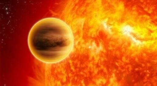 Skoleklasse avslører fremmed planet