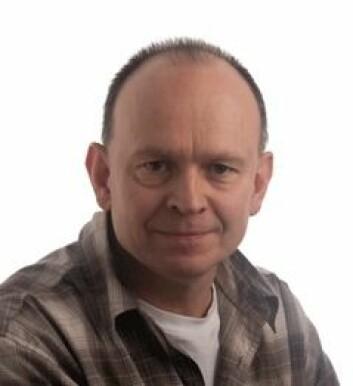 Forsker Eirik Fjeld i NIVA.