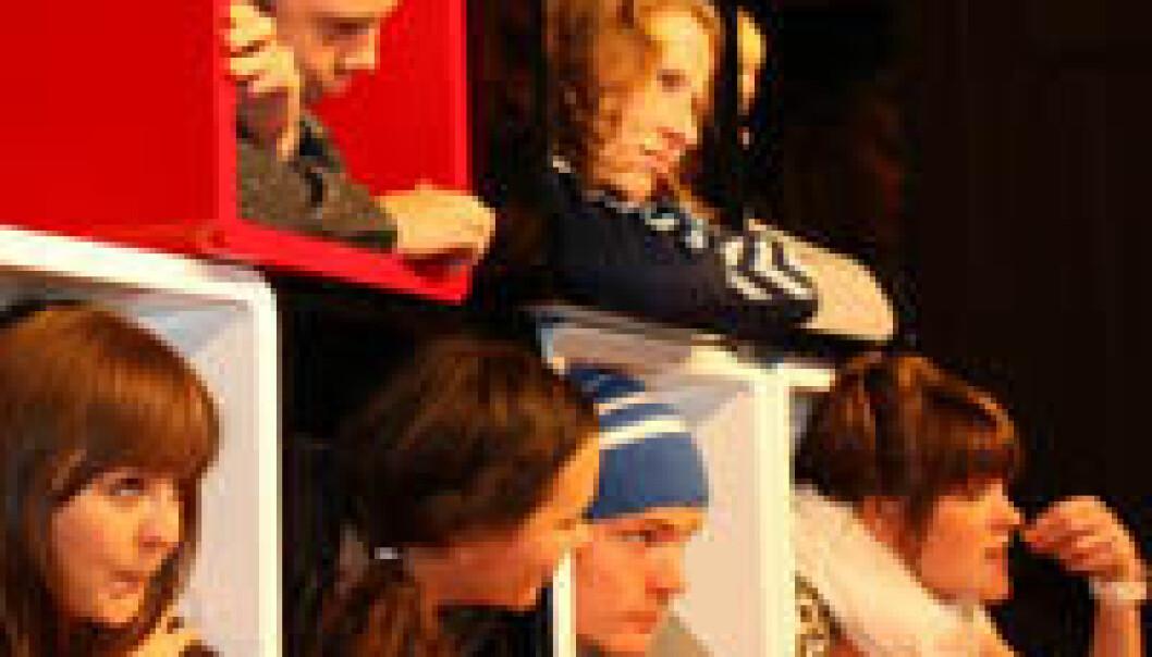 Flinkere elever med drama i skolen