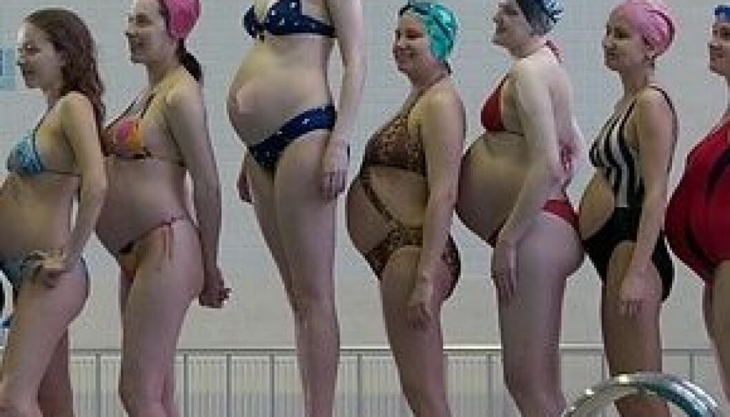 Trening på tjukka