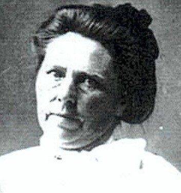 Belle Gunness. (Foto: Wikimedia Commons/public domain)