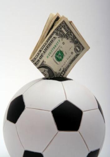Amerikanske dollar er på full fart inn i den engelske fotballen. (Illustrasjonsfoto: iStockphoto)