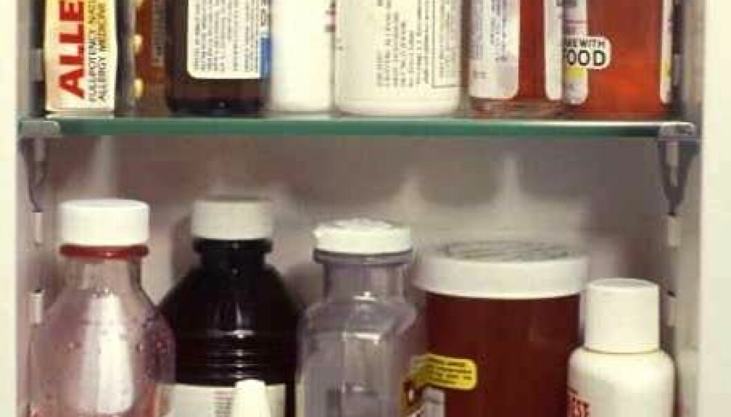 Slik virker antibiotika