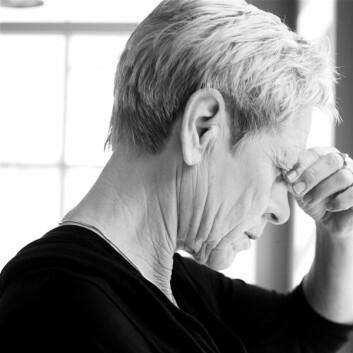 Stress midt i livet kan bidra til demens, ifølge en langtidshelsestudie av svenske kvinner. (Foto: www.colorbox.no)