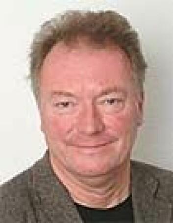 Professor Trond Berg Eriksen har vært en flittig bruker av instituttet i Roma.