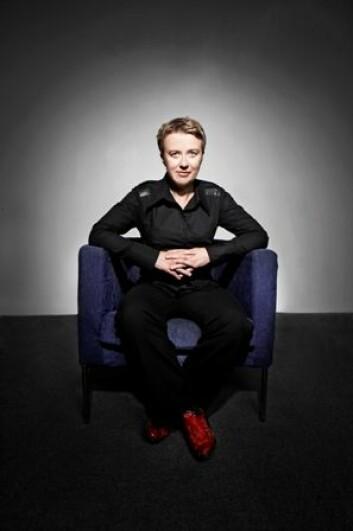 Anne Lorentzen. (Foto: Geir Dokken)