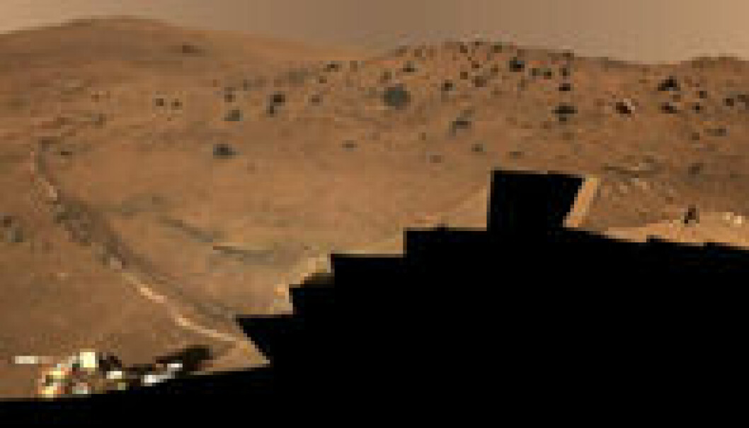 Passerte 1 000 dager på Mars