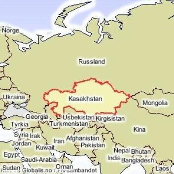 """""""Kasakhstan."""""""