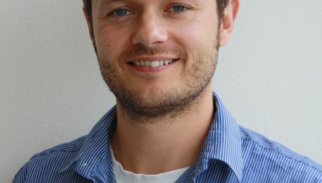 John Kjøbli (Foto: Rukiye Tanatar)