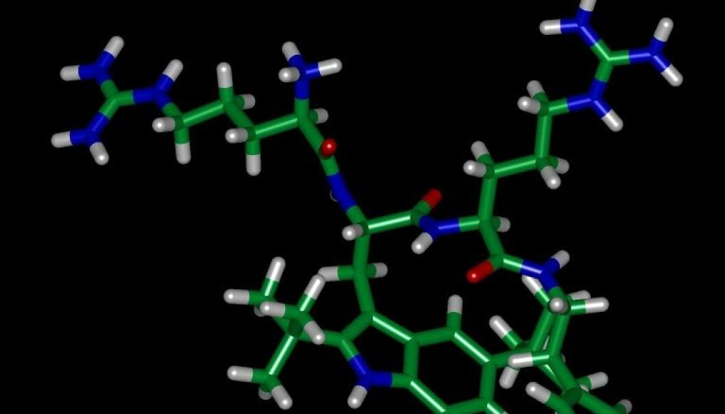 Lytix-peptidet