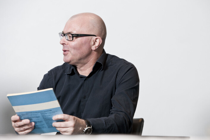 Kjell G. Salvanes. Foto: Helge Hansen
