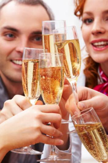 """""""Brunborg advarer mot at alkohol kan svekke impulskontrollen betraktelig. (Illustrasjonsfoto: iStockphoto)"""""""