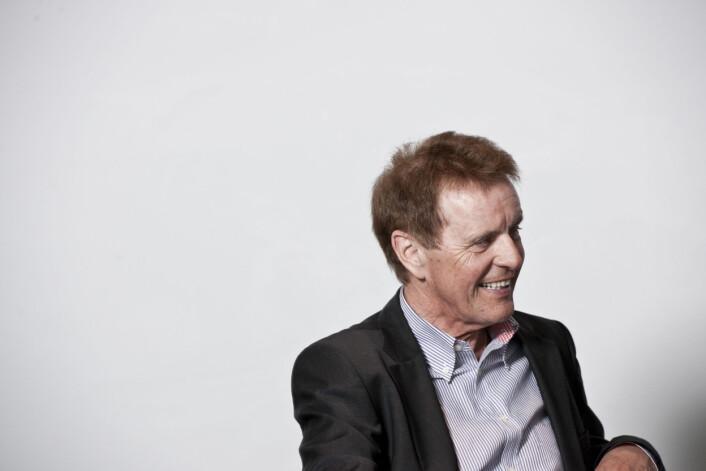 Knud Knudsen. Foto: Helge Hansen
