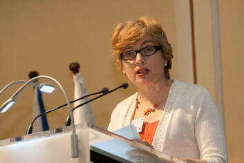 Anneli Pauli, visegeneraldirektør i EU-kommisjonens generaldirektorat for forskning. (Foto: Michal Ures)