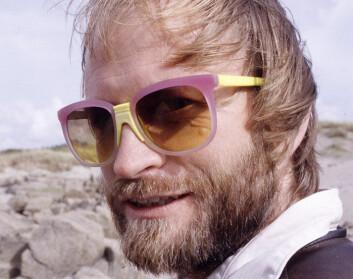 """Håvard Steinsholt med eventyrbriller i Himalaya"""