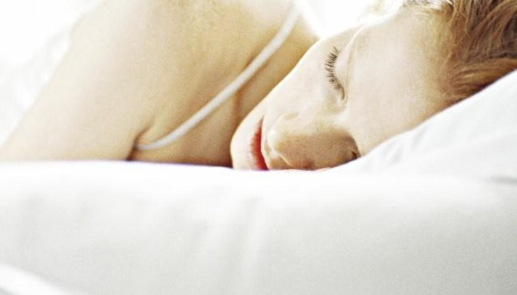 Genetisk søvnfølsomhet