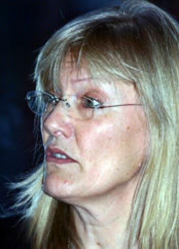Karin Andersen: Engasjert i fattigdomssaken. (Foto: ISF)